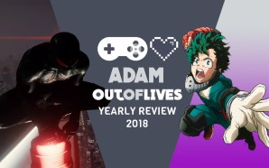 Yearly Review – Adam (2018)