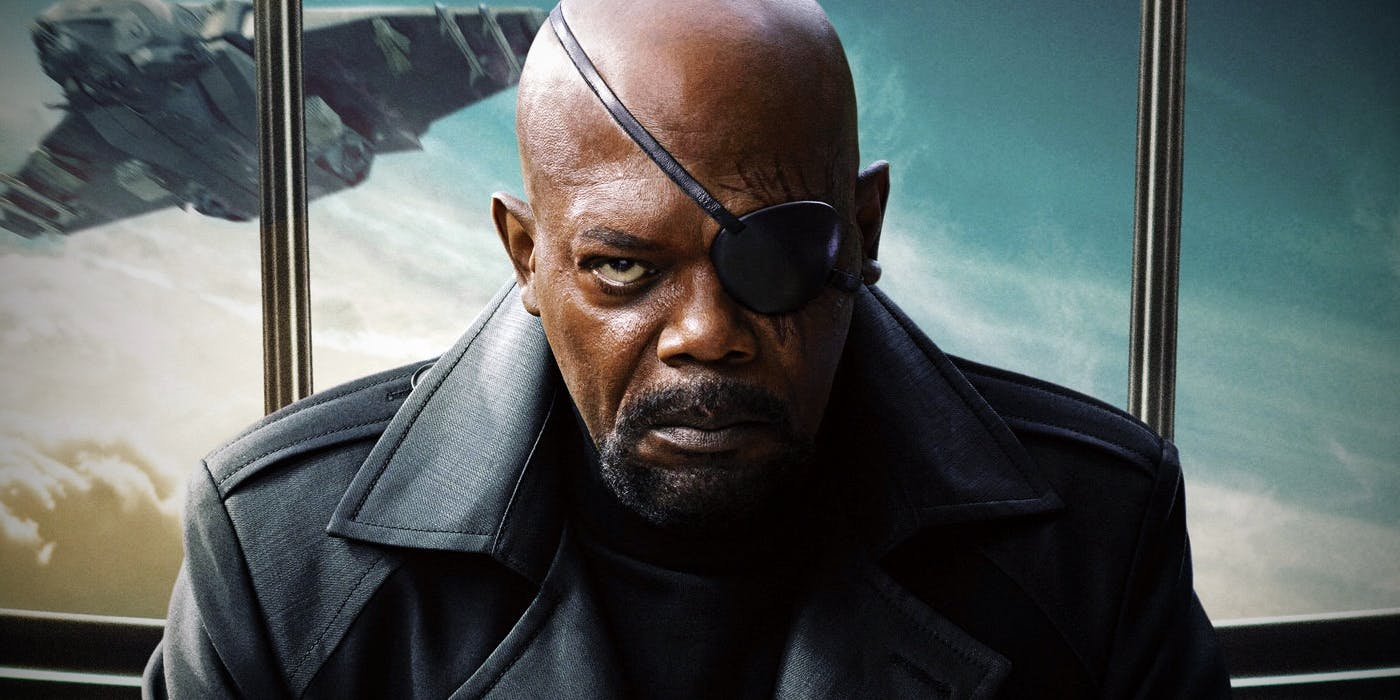 Samuel L. Jackson's Nick Fury Is Getting a Disney Plus Series