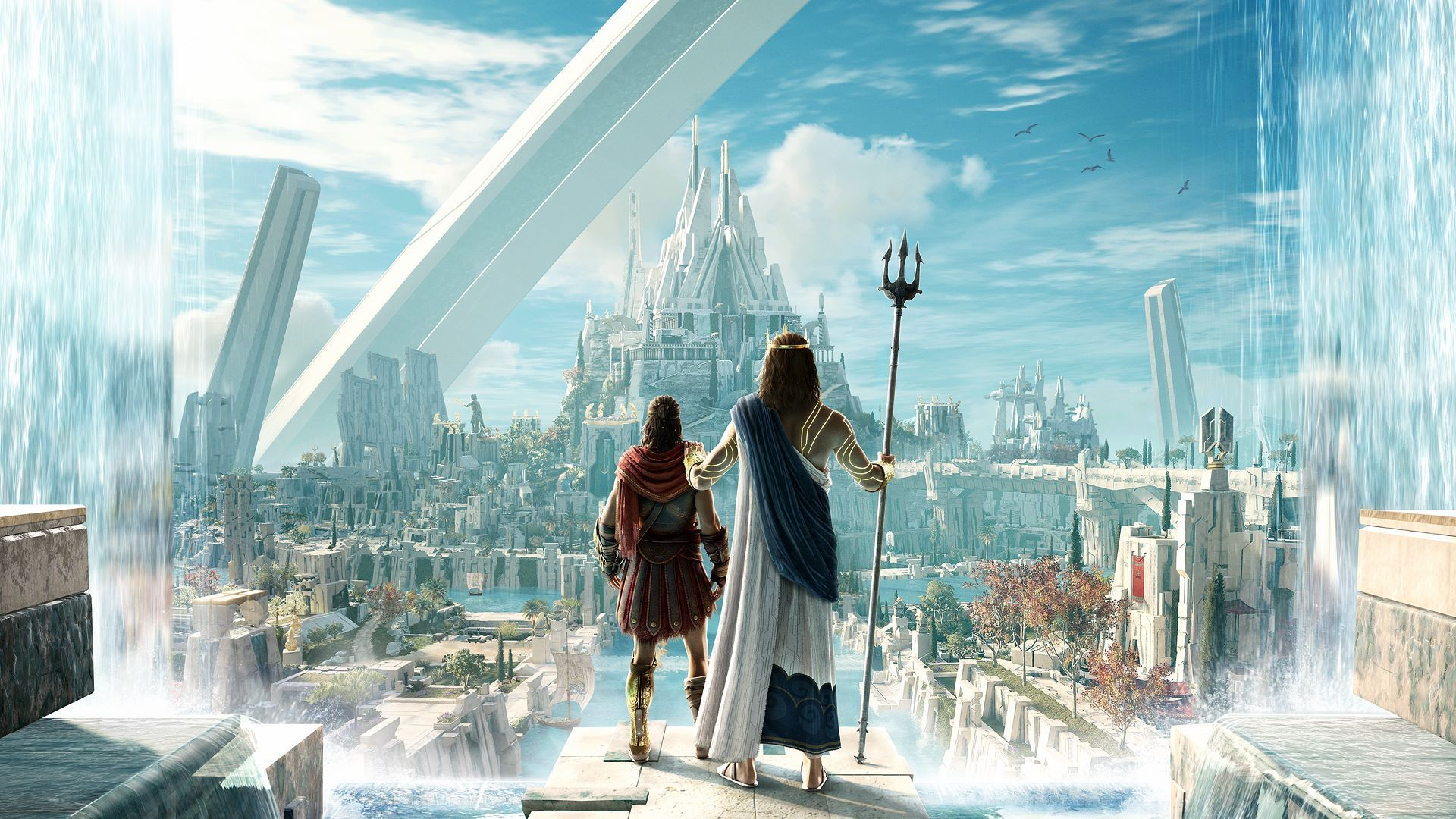 Atlantis - Assassin's Creed Valhalla to Reportedly Feature Beowulf DLC