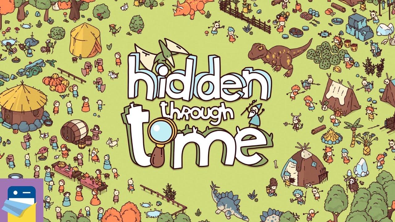 Hidden Through Time Header