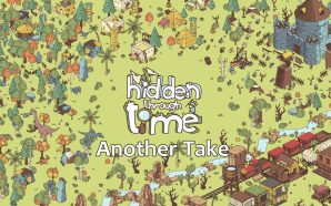 Hidden Through Time – Another Take