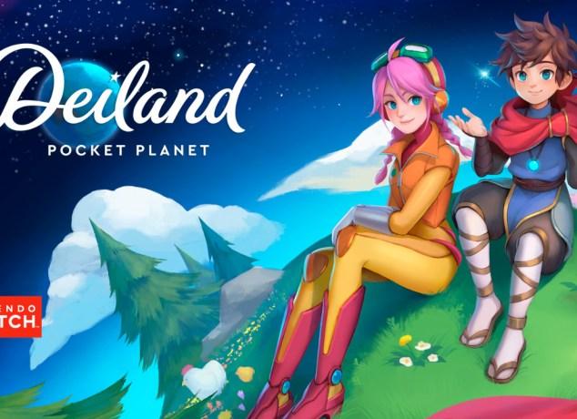 Deiland Pocket Planet Switch 1280x720
