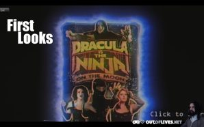 First Looks – Dracula vs the Ninja on the Moon