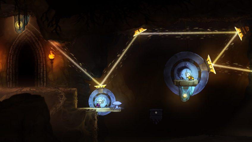 Greak Memories of Azur Light Mirrors