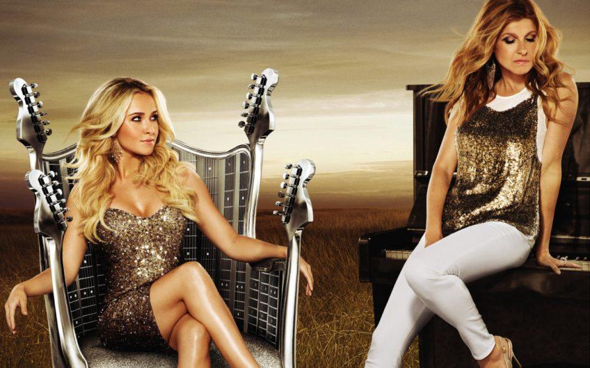 Nashville TV Hayden Panettiere Connie Britton