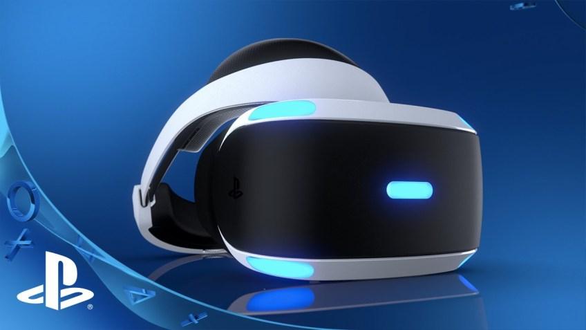 Sony's VR Headset Offering - PSVR