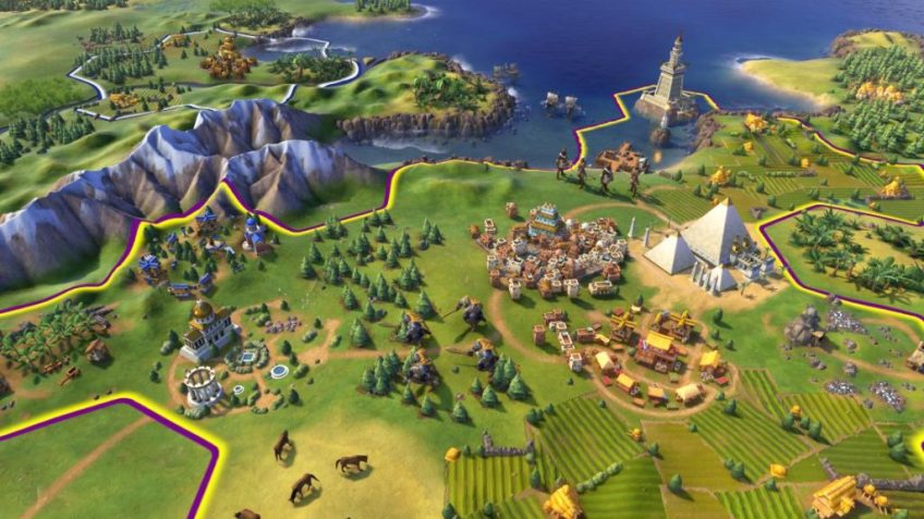 civilization 6 VI
