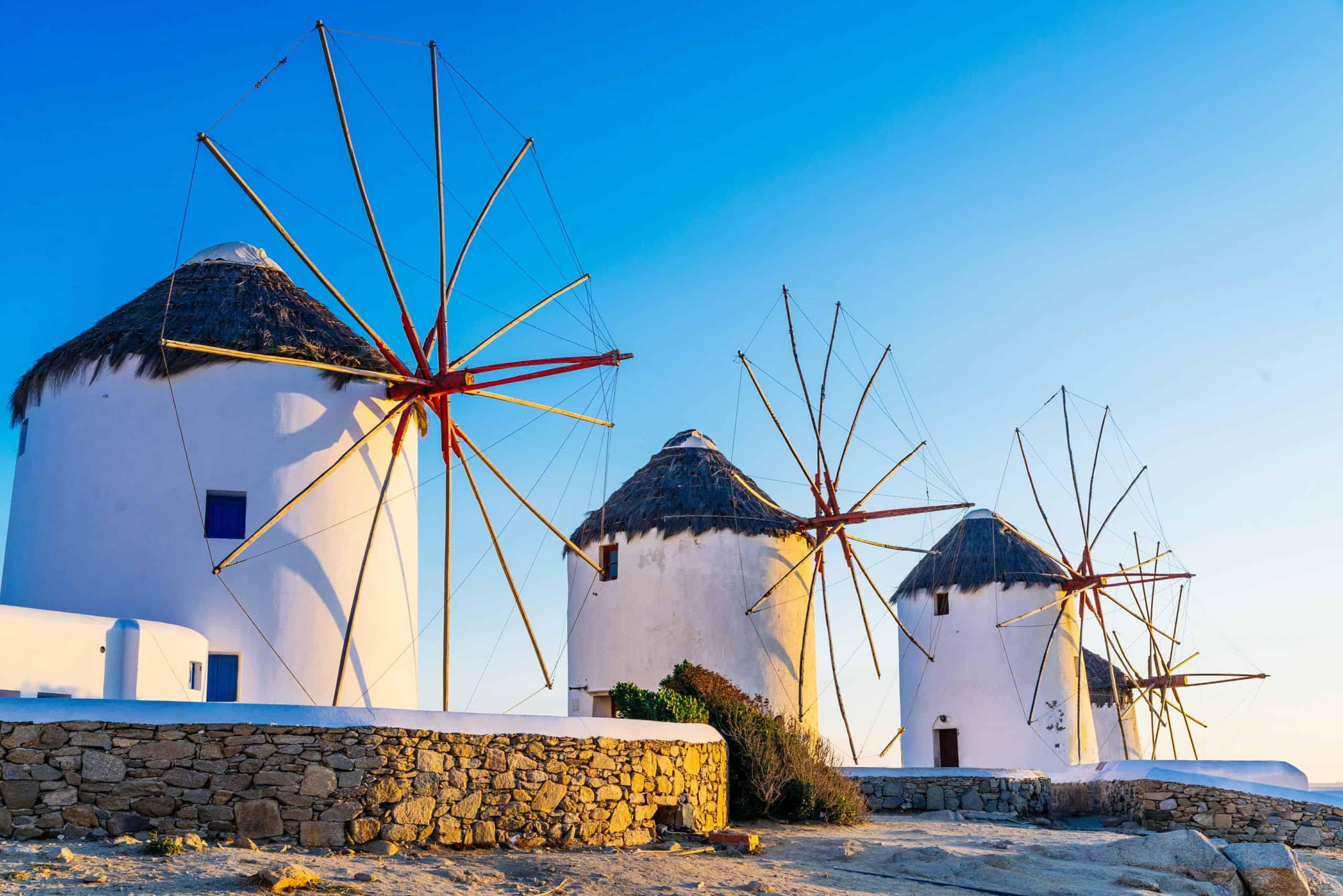 Athens Mykonos Santorini And Naxos Gay Greece