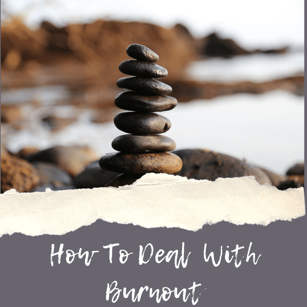 Burnout, Selfcare
