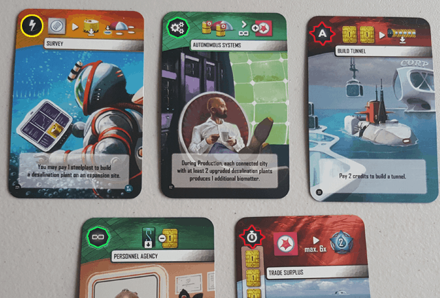 The UX Design of Board Games, Part 2: Icons 3