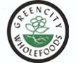 Green City Wholefoods logo