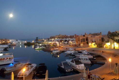 Abu Tig Harbour, EL Gouna
