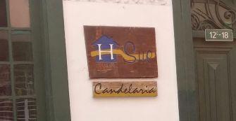 Hostel Nameplate