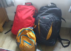 Packed Luggage