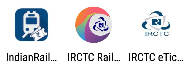 Indian Railways Apps