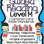 Guided Reading…Let Me Know What You Think!