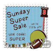 Super Sunday Sale!