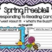 Spring Break Freebie!!