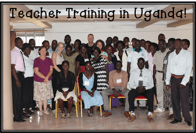Teacher Training in Uganda: Preparing for the Next Generation of Learners