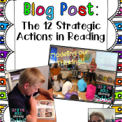 12 Strategic Actions in Reading