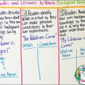 3 Books and Lessons to Teach Background Knowledge