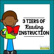 3 Tiers of Reading Instruction