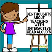 5 Big Thoughts About Teaching With Read Aloud's