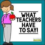 CHECK OUT WHAT TEACHERS HAVE TO SAY!