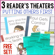 Try Readers Theaters for FREE!
