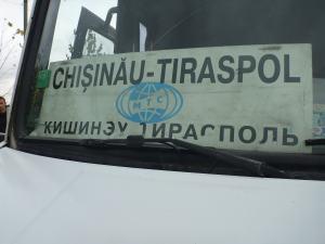 Ônibus para Tiraspol