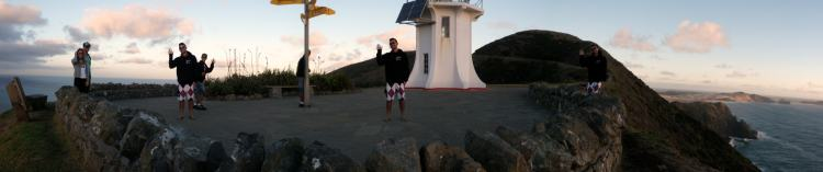 North Cape New Zealand