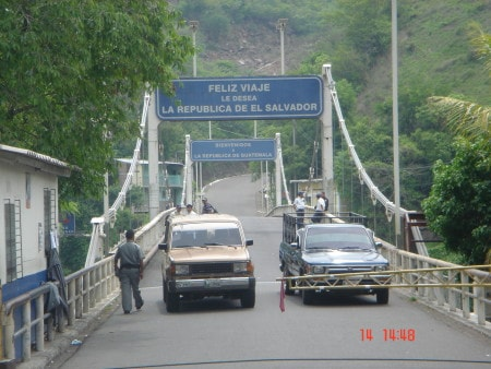 El Salvador Guatemala
