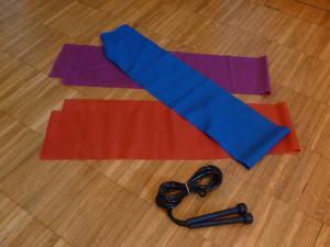 Bandas Elásticas para Exercício
