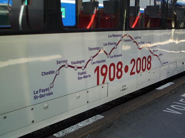 Mont Blanc Express