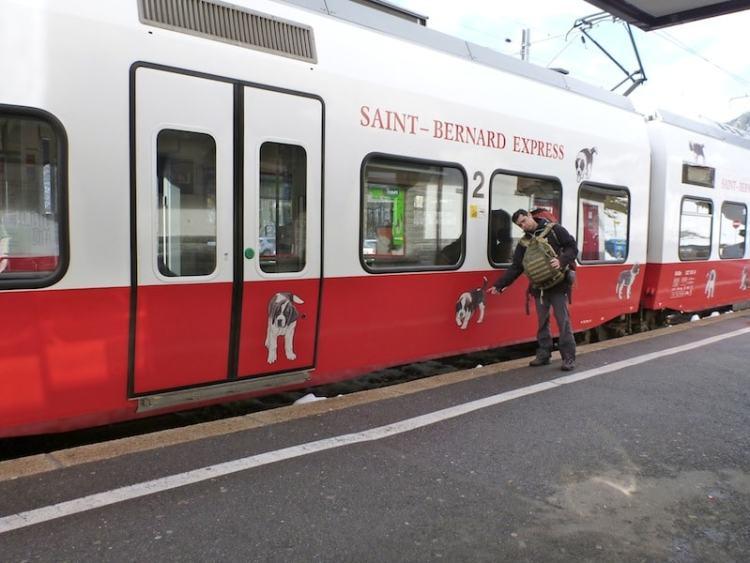 Saint-Bernard Express