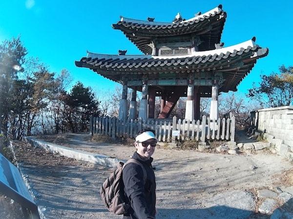 Seoul Fortress Wall