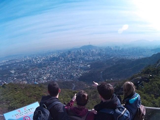 Mount Inwangsan