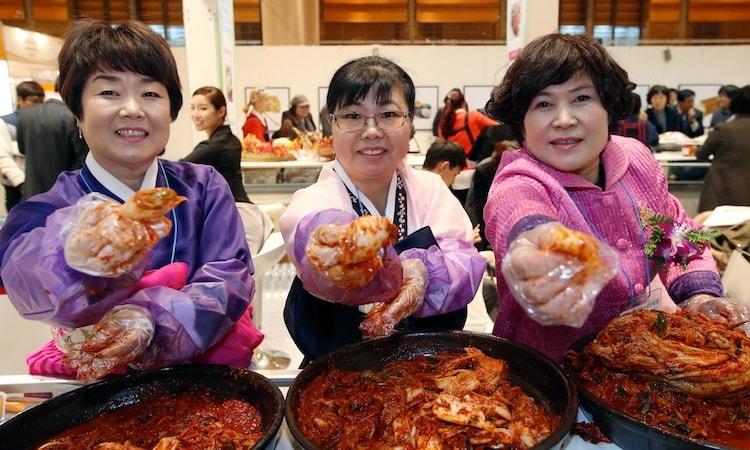 kimchi Coreia