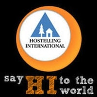 hi hostels logo