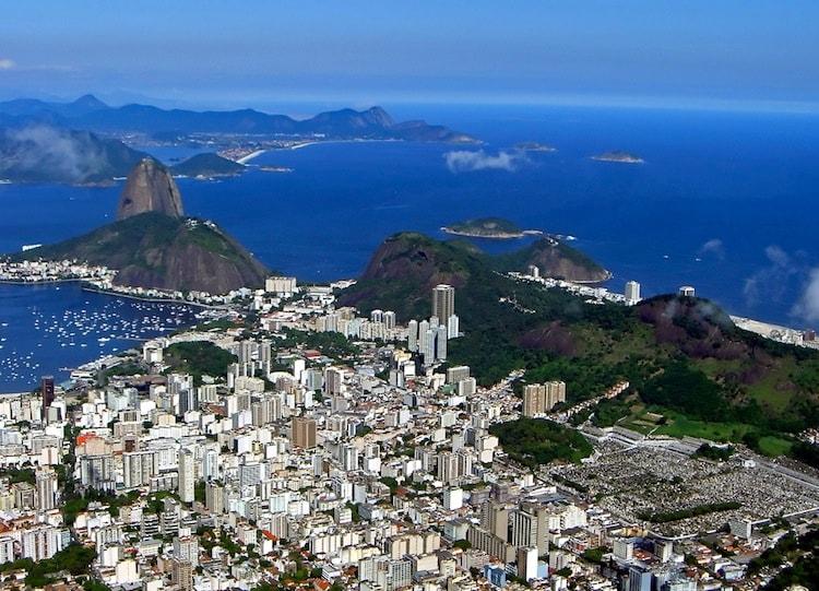 A cidade do Rio de Janeiro