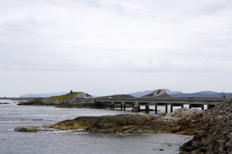 Atlantic Ocean Road – Norway