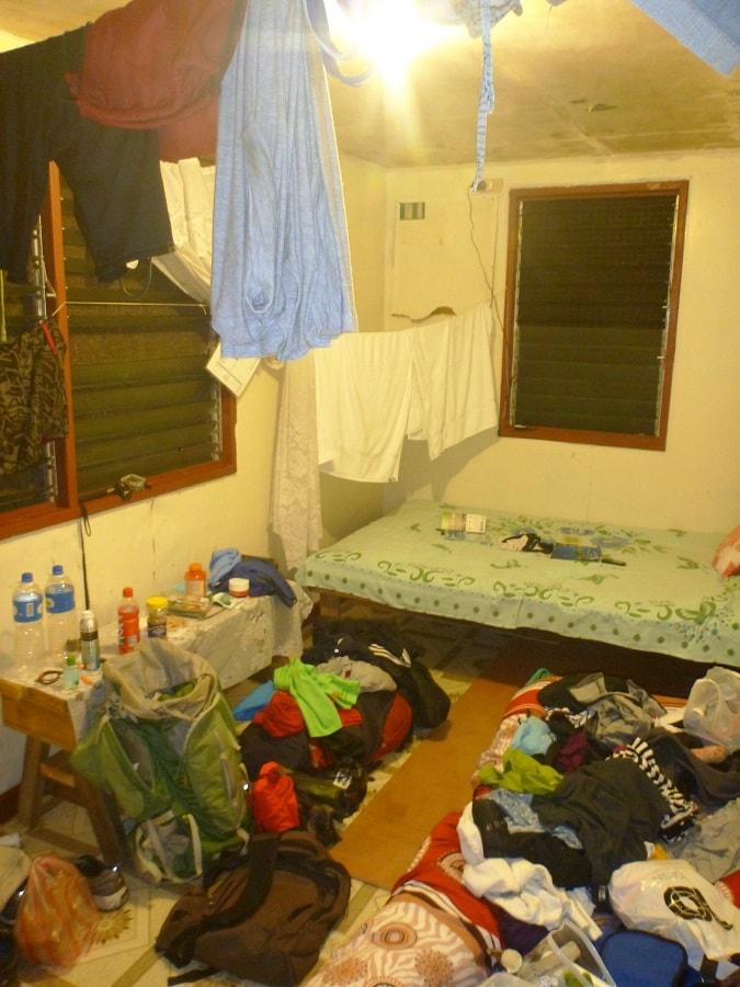 Airbnb room Palau Koror