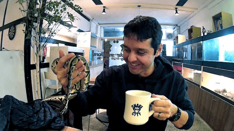Snake City Reptile Cafe