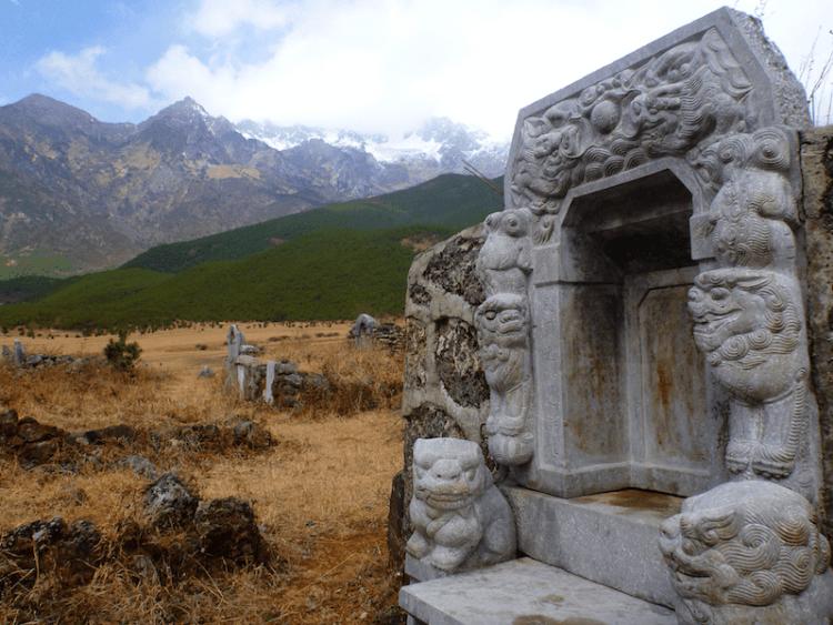 Yuhu aldeia na China