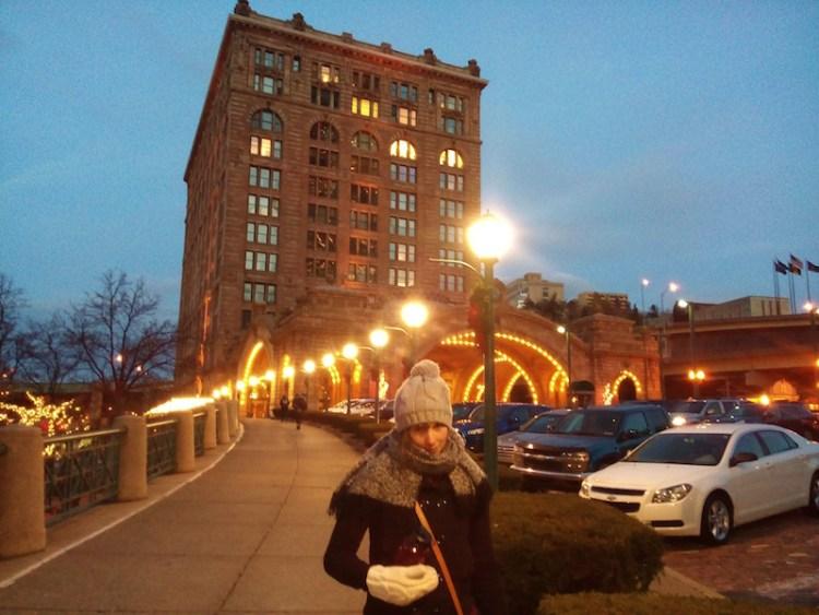 Estação central de Trem de Pittsburgh