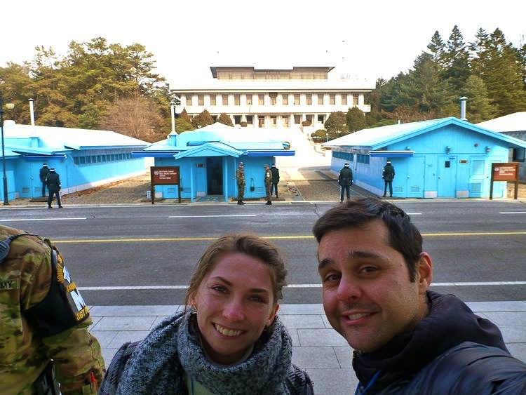 Joint Security Area North Korea DMZ