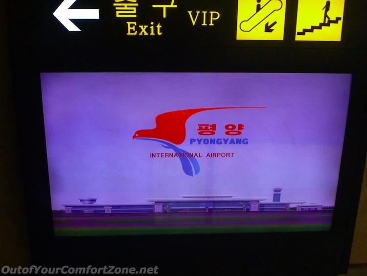 Pyongyang North Korea International Airport