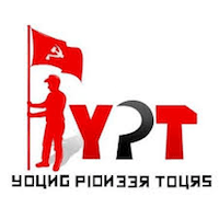 Young Pioneer Tours página