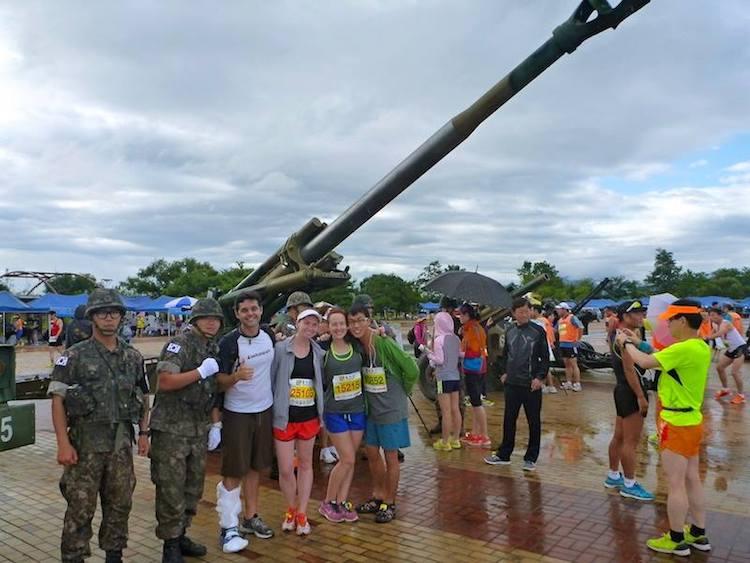 DMZ Marathon South Korea