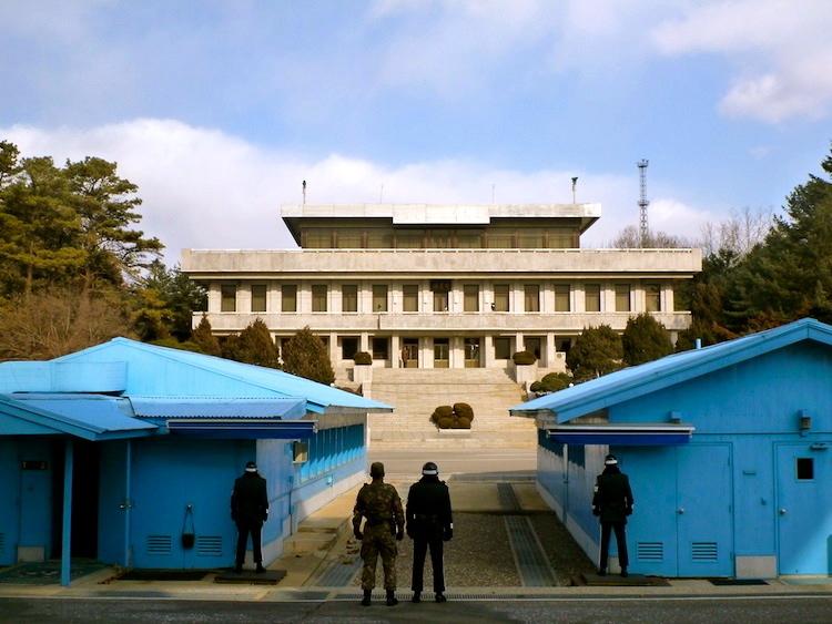 Zona Desmilitarizada na Coreia do Sul